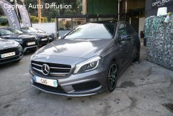 MERCEDES CLASSE A 220 CDI FASCINATION PACK AMG